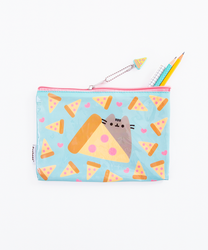Pusheen Pizza Pencil Pouch