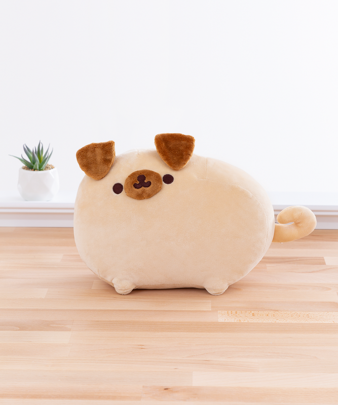 Pugsheen Plush Toy