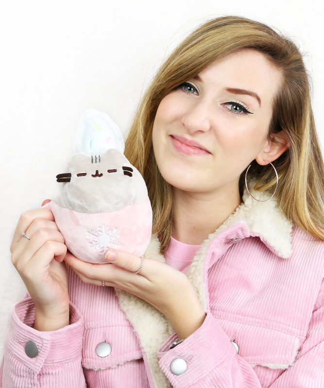 Limited Edition Catpusheeno Plush Toy