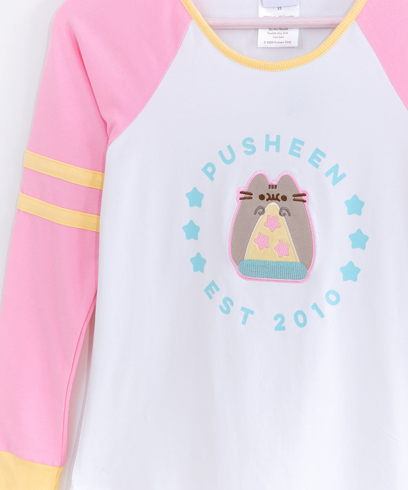 Pusheen 10th Anniversary Ladies Pajama Set