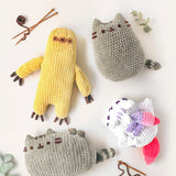 Standing Pusheen Amigurumi Crochet Kit