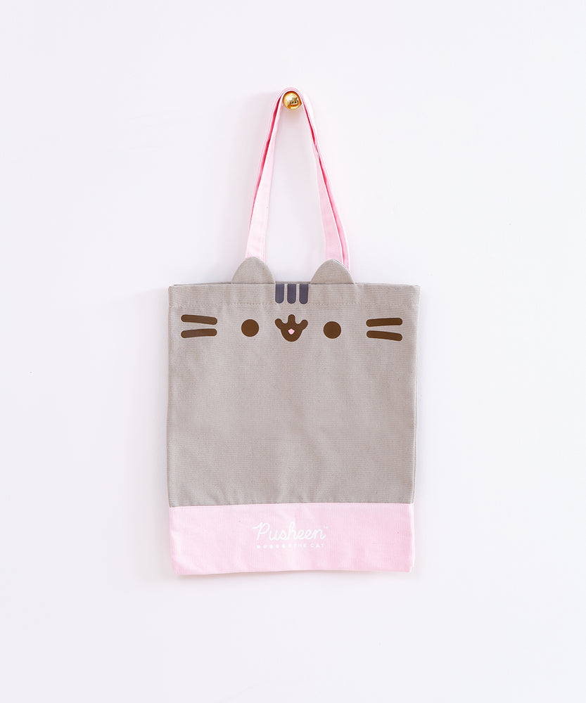 Pusheen Character Tote Bag