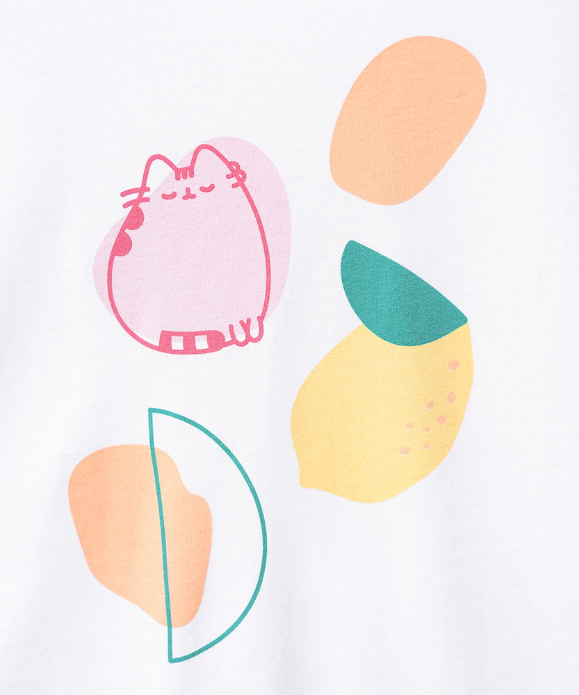 Pusheen Citrus Ladies Tee