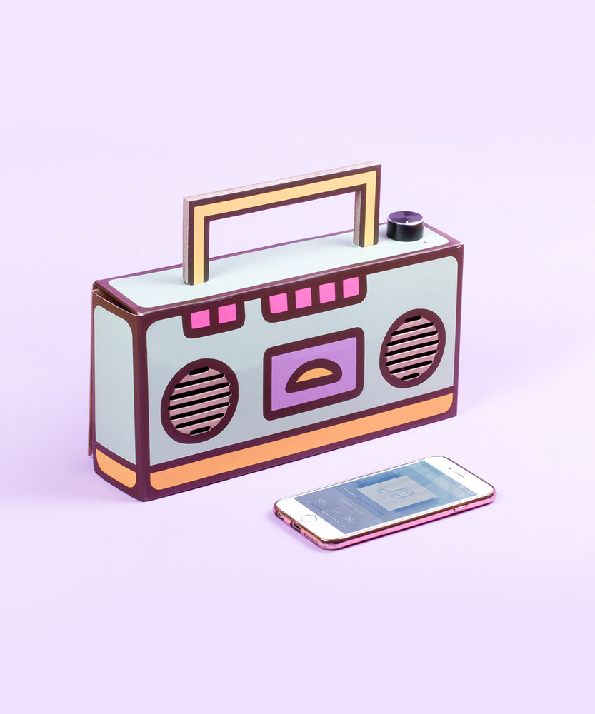Pusheen DIY Boombox
