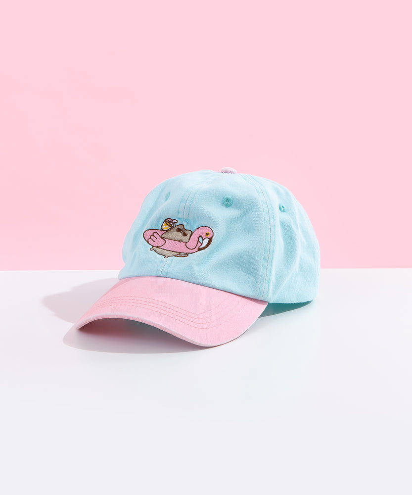 Pusheen Floatie Cap