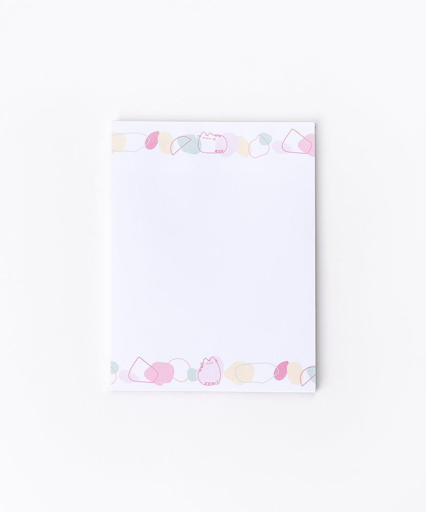 Pusheen Garden Notepad