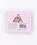 Pusheen I Like You More Than Pizza Book
