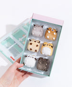 Pusheen I Love Kitties Plush Collectors Set