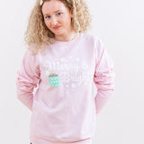 Pusheen Merry & Bright Unisex Sweatshirt