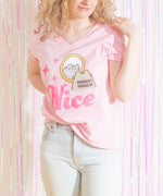 Pusheen Nice Ladies Tee
