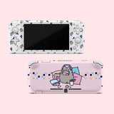 Pusheen Nintendo Switch Lite Skin