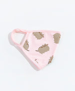 Pusheen Patterned Face Mask