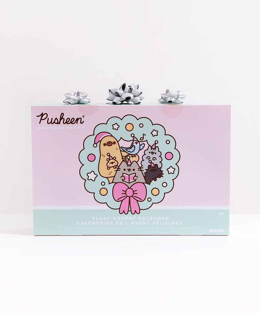 Pusheen Plush Advent Calendar