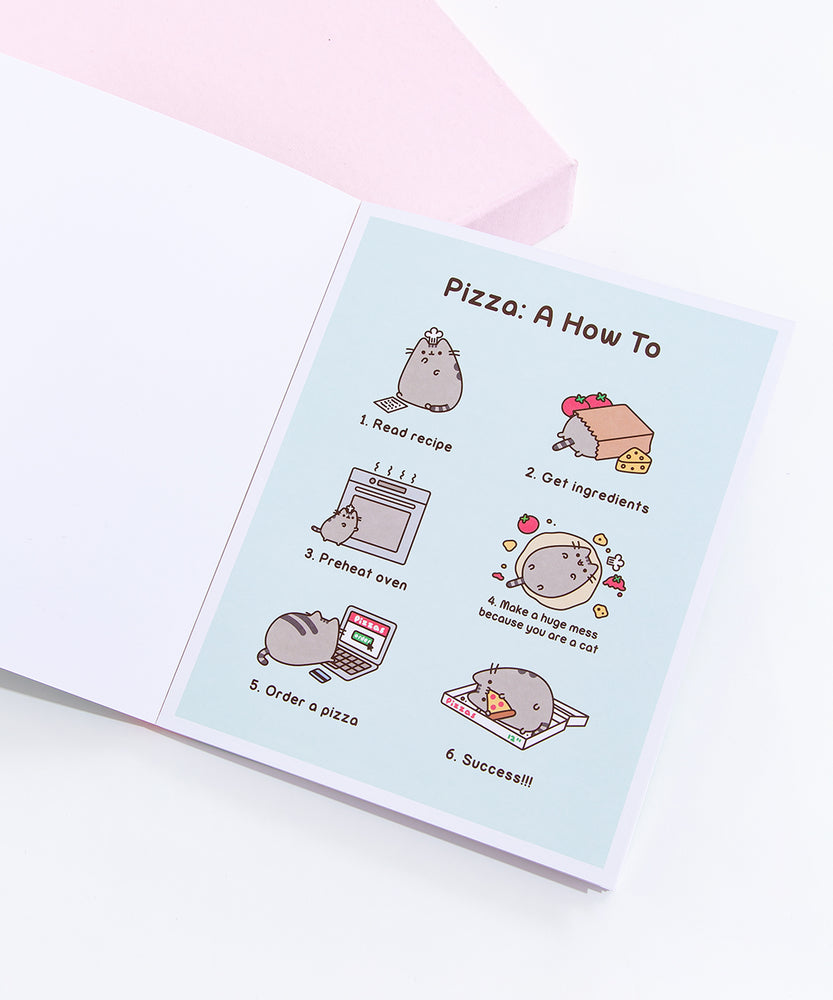 Pusheen Poster Book
