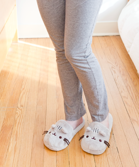 Pusheen Plush Slippers
