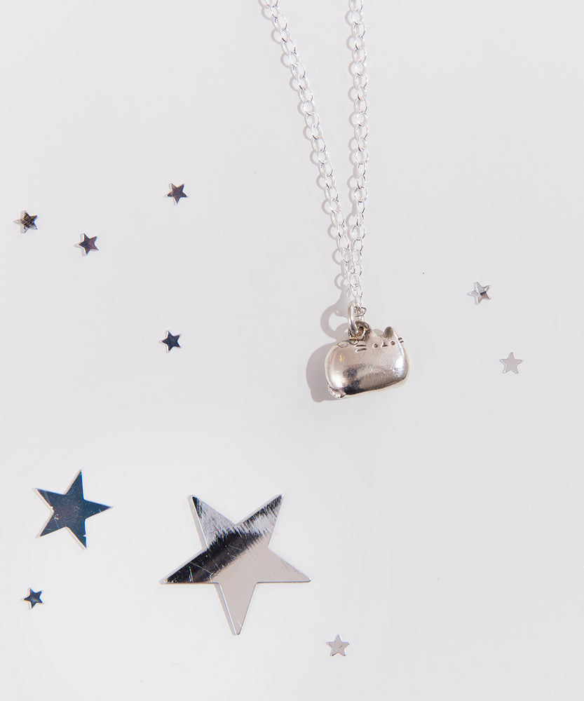 Pusheen Charm Necklace