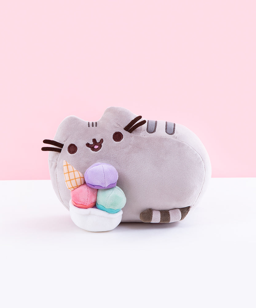 Pusheen Sundae Plush