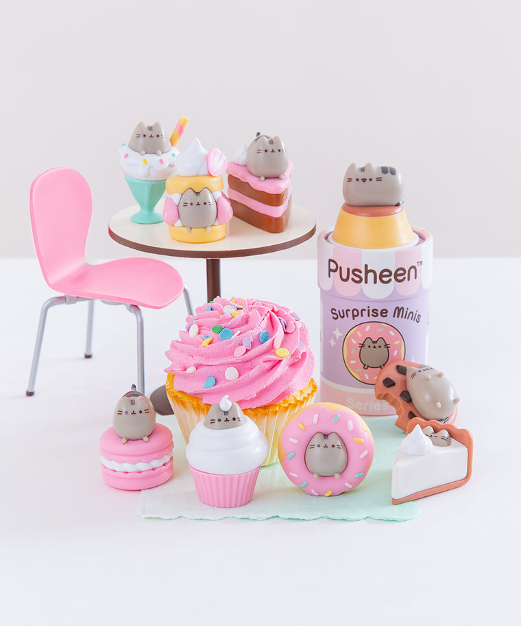 Pusheen Surprise Mini Figurines (Series 2)