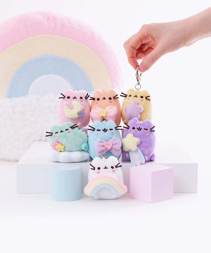 Pusheen Surprise Plush - Rainbow