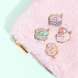 Pusheen Sweets Shop Pin Set