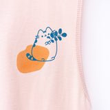 Pusheen Take it Easy Ladies Tank