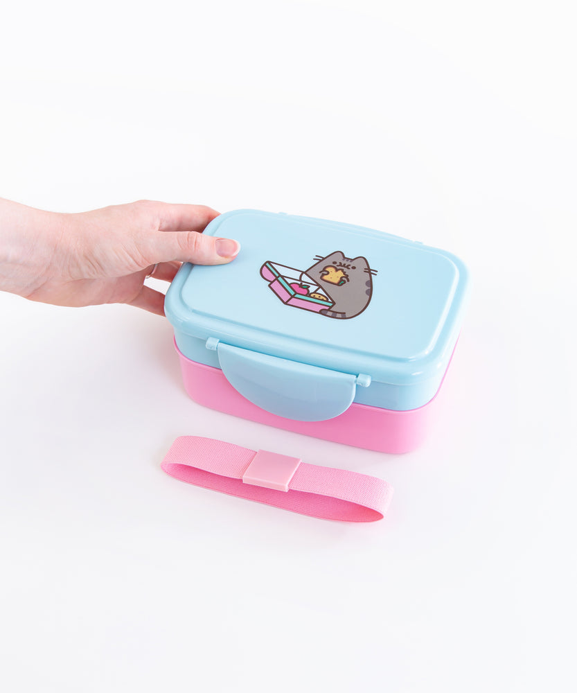 Pusheen Bento Box