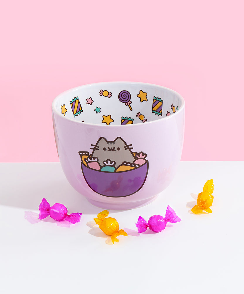 Pusheen Candy Bowl