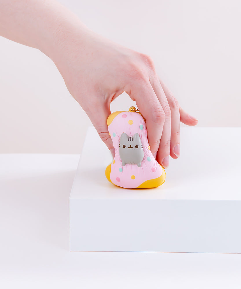 Pusheen Donut Squishy
