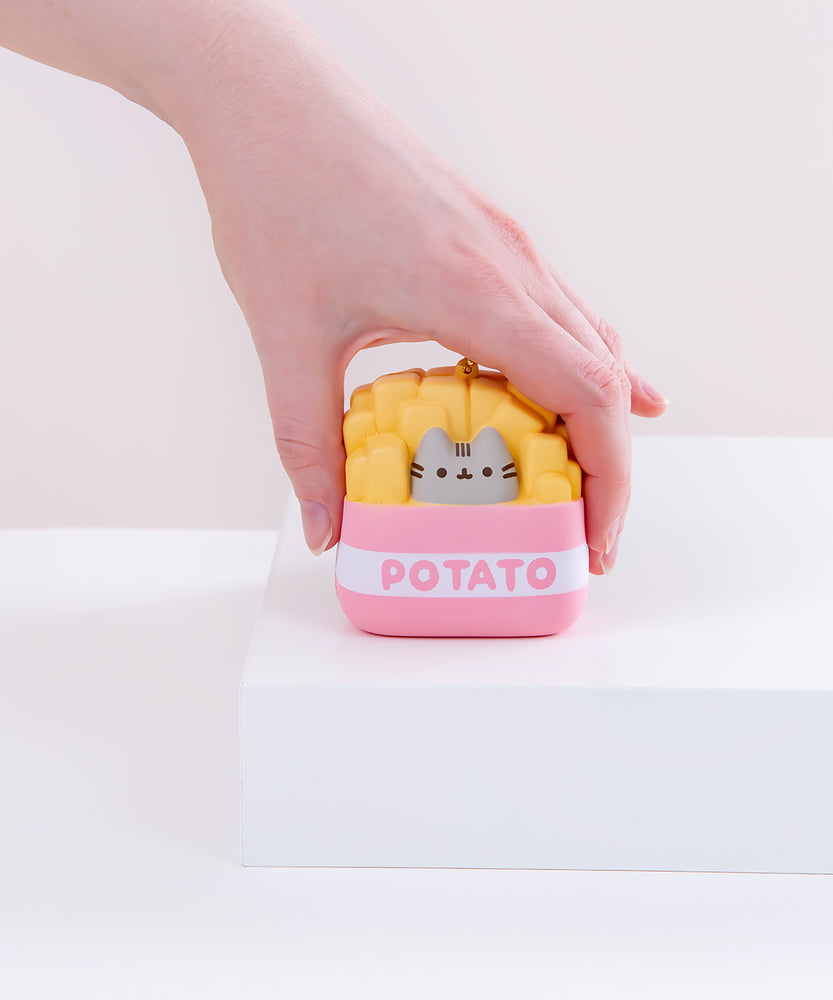 Pusheen Fries Squishy