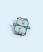 Pusheen Pisces Pin
