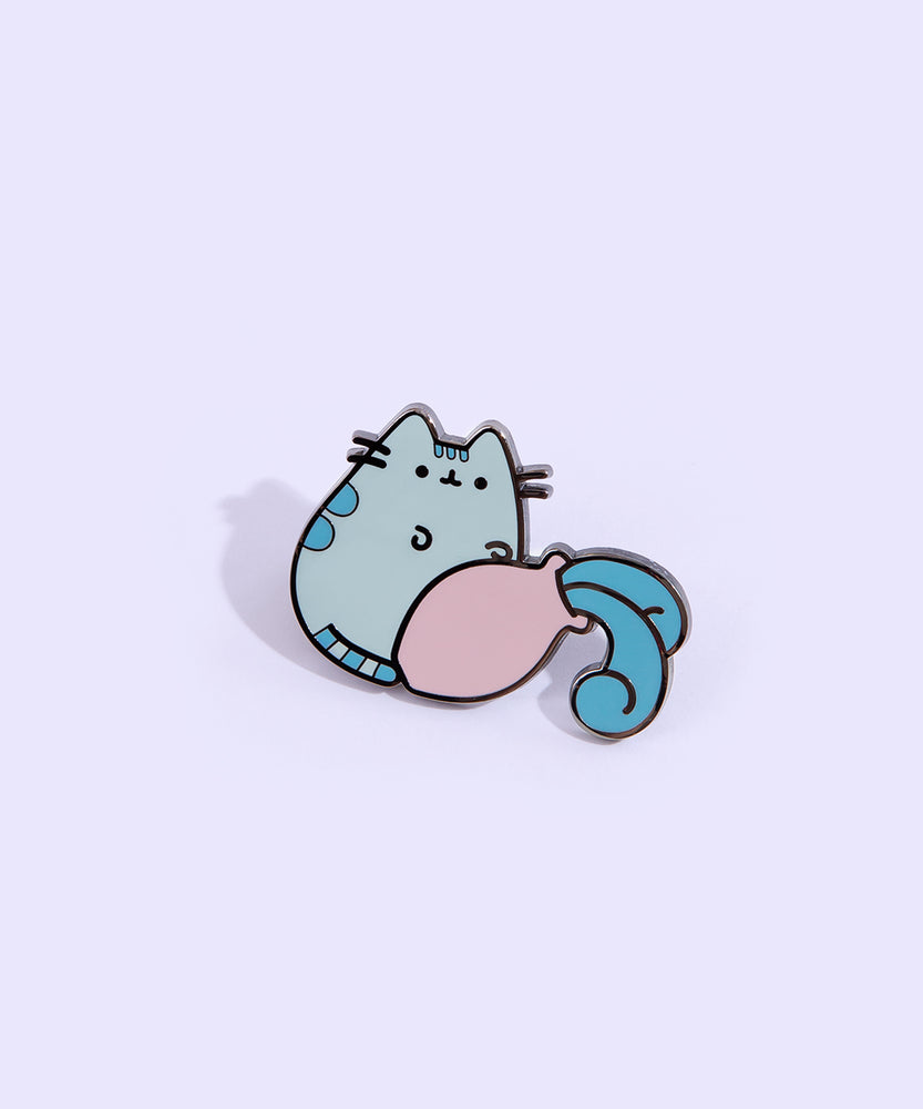 Pusheen Aquarius Pin