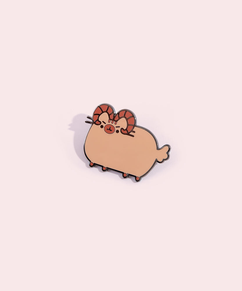 Pusheen Aries Pin