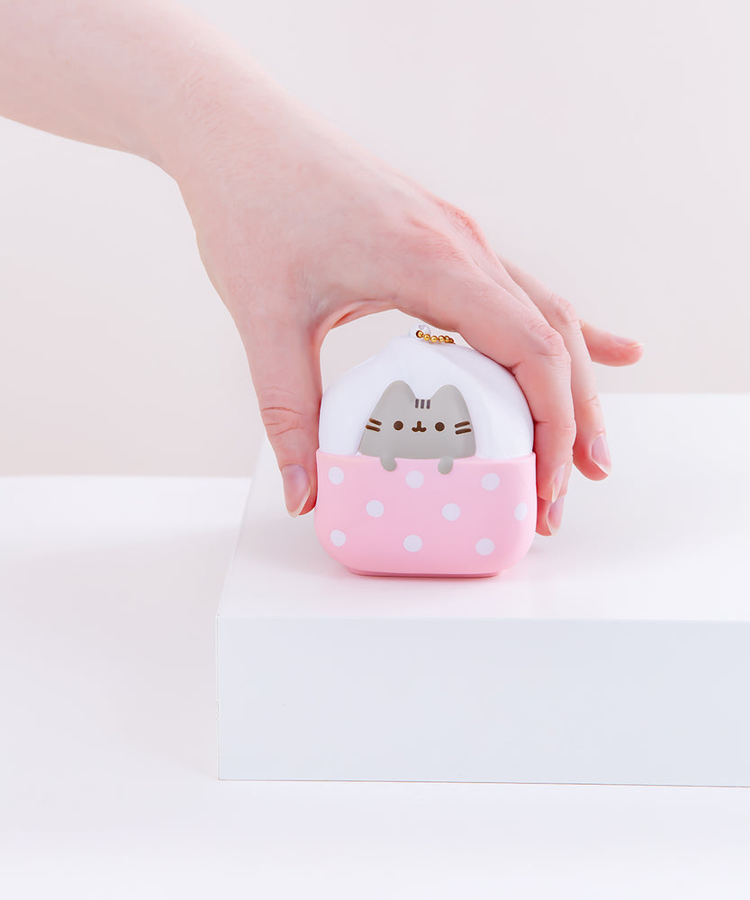 Pusheen Ice Cream Squishy