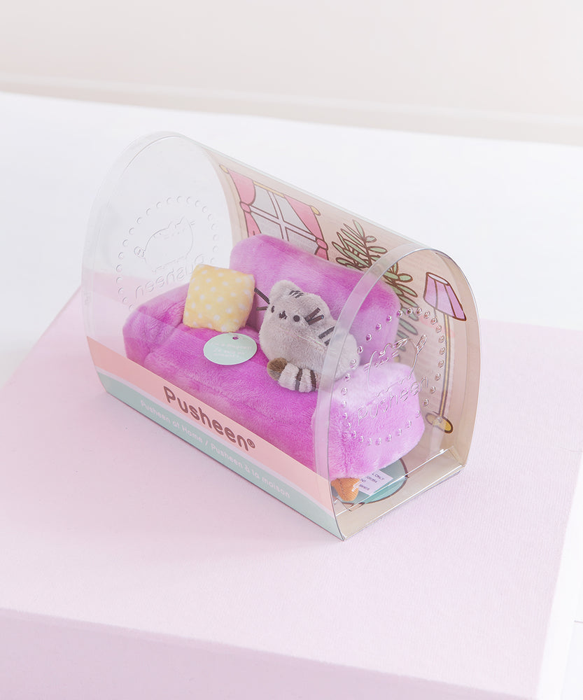 Pusheen at Home Plush Collector Set