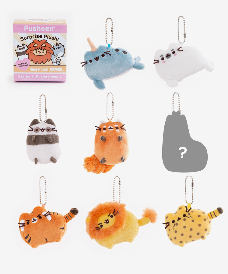 Pusheen Surprise Plush Blind Box - Pusheenimals