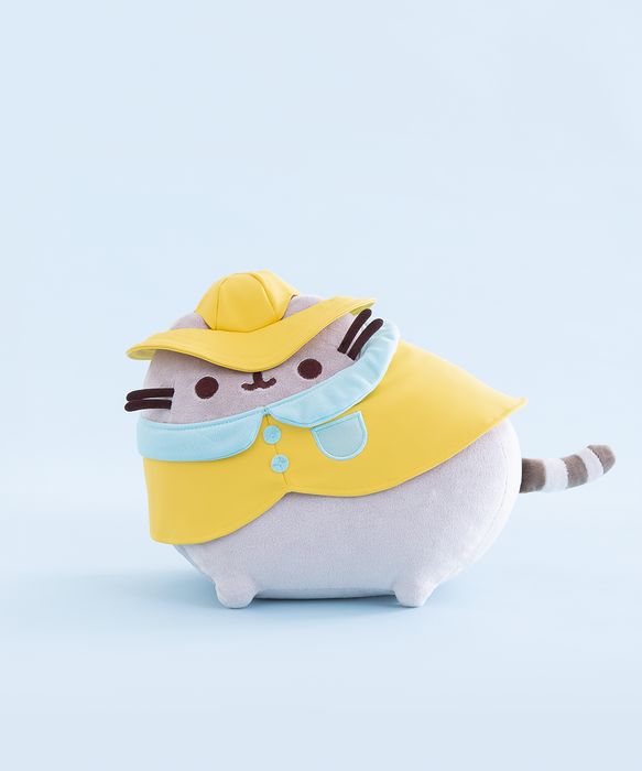 Raincoat Pusheen Plush