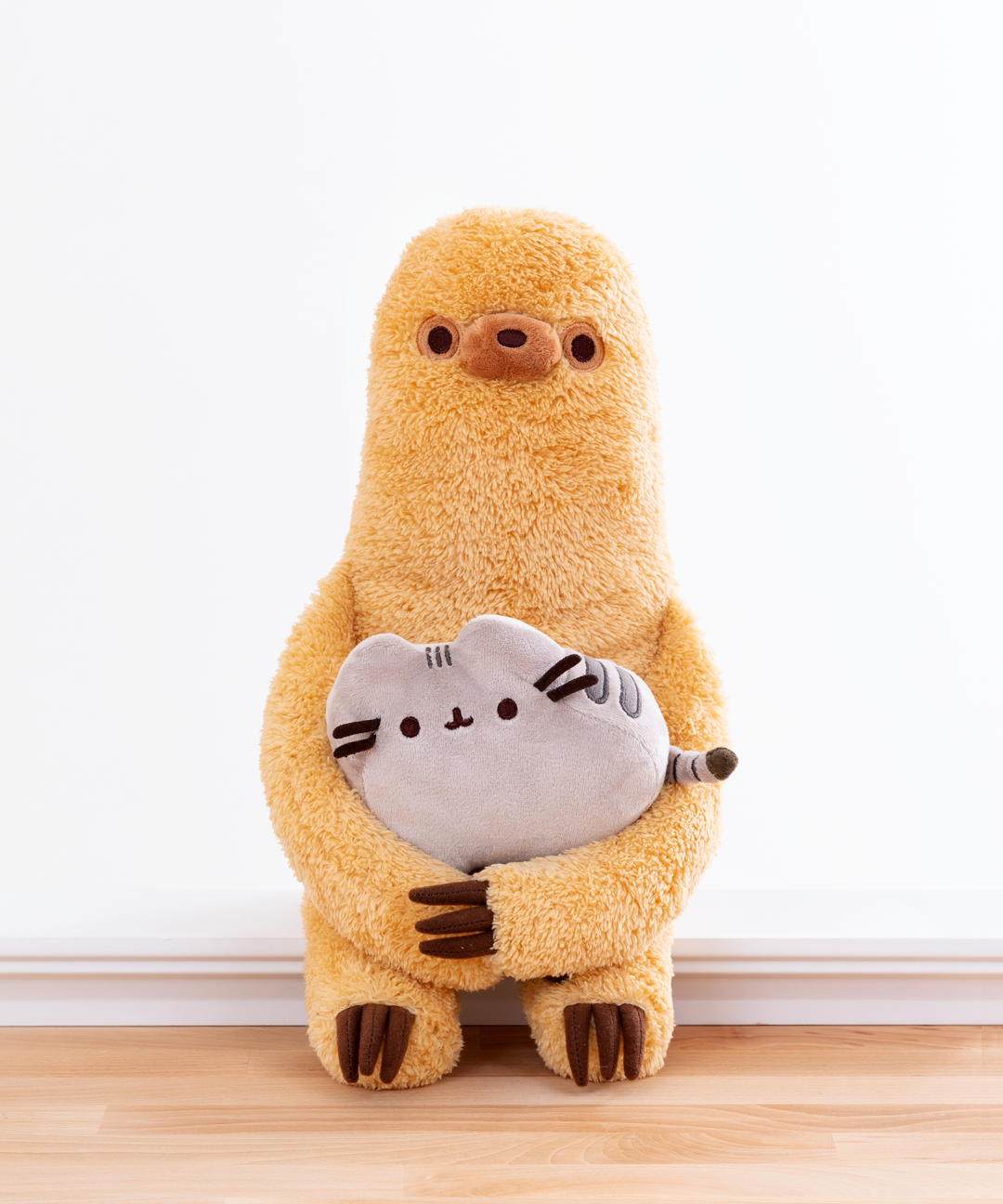Pusheen & Sloth Plush Set