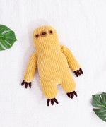 Sloth Knitting Kit
