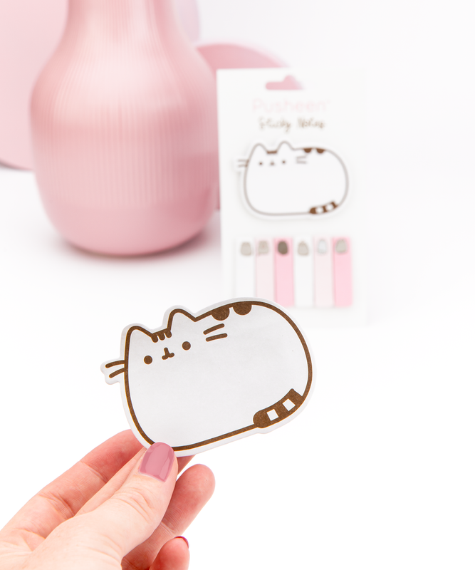 Sweet & Simple Pusheen Sticky Note Set