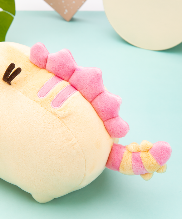 Strawberry Banana Pusheenosaurus Plush Toy