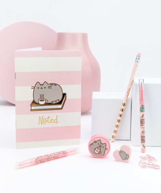 Sweet & Simple Pusheen Super Stationery Set
