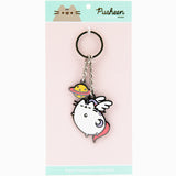 Super Pusheenicorn Keychain