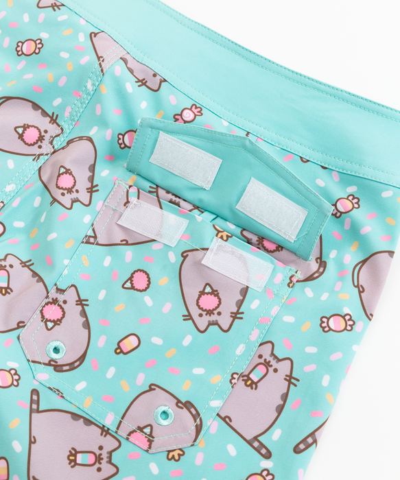 Pusheen Sweets Unisex Boardshorts
