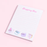 Pusheen Sweets Shop Magnetic Notepad