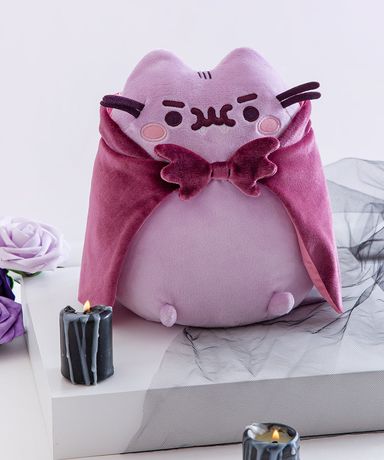 Vampurr Pusheen Plush