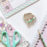 Scooter Pusheen Jumbo Eraser
