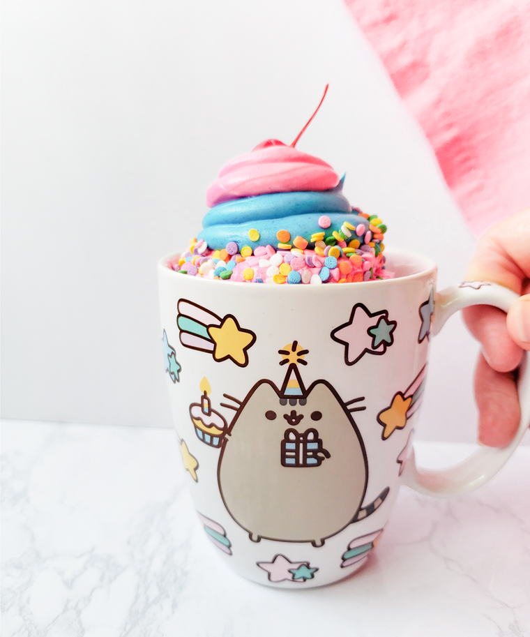 Birthday Pusheen Mug