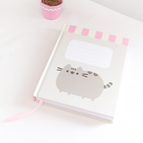 Pusheen Scalloped Journal