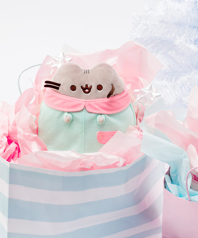 Winter Pusheen Plush