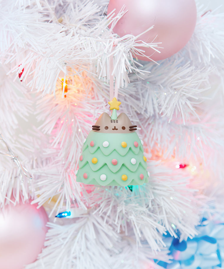 Pusheen Christmas Tree Ornament